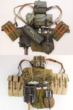 German WW2 loadouts