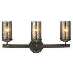 S4410403715 Sfera 3 Bulb Bathroom Lighting - Autumn Bronze
