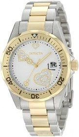 Invicta Quartz Crystal and Gold Tone Watch #12287 (Women Watch). Please Visit us at the following URL: http://www.bodying.com/invicta-quartz-crystal-and-12287/watches/56211