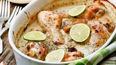 Knoblauch Hähnchenschenkel in Kokosmilch gekocht- Ein sehr leckeres Gericht, das Sie einfach nach dem Rezept auf dieser Website zubereiten können. Viele gute und ausprobierte Rezepte, die Ihre Familie, Freunde oder Kollegen überraschen können!