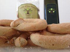 #taralli al vino bianco #olio extra vergine d'oliva @Itrescudi