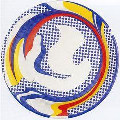 Pop Art _ Roy Lichtenstein ❤ liked on Polyvore