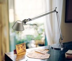 Tolomeo micro Table Lamp by Artemide - So we have a matching pair of these that I'd like to use possibly in the guest bedroom.