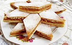 Romanian Desserts, Romanian Food, Sweets Recipes, Cake Recipes, Cooking Recipes, Nutella Muffins, Torte Cake, Homemade Sweets, Good Food