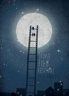 Skopje Film Festival Poster
