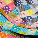 Echino fabrics by Etsuko Furuya