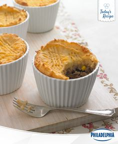 We're talking individual Shepherds Pie, people! Those lucky enough to try these flakey mouthfuls will finally understand what a Christmas miracle really is.