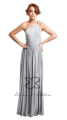 09ffac07e0 ELIZA AND ETHAN MULTI WAY MINT WRAP DRESS BRIDESMAID PROM WEDDING   MULTI MINT