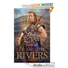 Book three of Francine Rivers Mark of the Lion Series. Which is awesome.