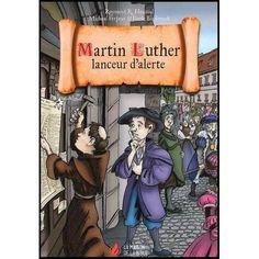BD - Martin Luther lanceur d'alerte