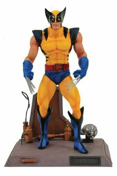 Marvel Select: Wolverine Action Figure by Diamond Select Toys, http://www.amazon.com/dp/B001KNLTTC/ref=cm_sw_r_pi_dp_dCaFsb0ZK3S9C