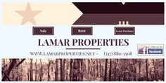 Lamar Properties is one of the largest companies of single-family rental/leased residential properties in the Acadiana area, providing housing for a lot people who don't qualify for traditional financing. Not all have credit challenges. Some are self-employed, some are divorced and some are struggling because medical bills crippled their credit ratings. Call today for more information (337) 889-5508