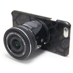 Rinkak Focuses on the Finish of the Olympus Air Smartphone Camera Lens   By Tyler Koslow  If you happen to classify yourself as one of the worlds many iPhone photographers or Instagrammers you should probably (if youre not already) be made aware of the Olympus Air an open sourced and interchangeable digital camera lens that is specifically compatible with smartphone technology. A platform originally started by OPC Hack & Make Project the lens-based camera attachment allows users and…