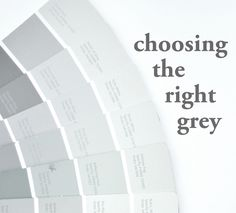 Grey is the neutral of the day in interior design because of its cool and calming effects. Choosing the right grey paint is not as simple as looking at...