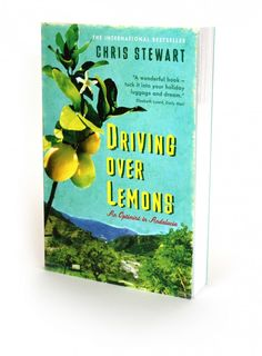 Driving over lemons: An optimists…  Author: Chris Stewart  An Englishman buys a dilapidated farmhouse in Andalucía, Southern Spain. Chris is like a fish out of water, trying to understand the local customs, improve his Spanish skills and become a farmer on a Rocky hillside.  Reviewed by: Jackie Cantwell  http://reviewersvoice.wordpress.com/