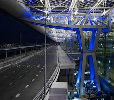 Galeria de Terminal de Passageiros do Aeroporto de Suvarnabhumi / Jahn - 3