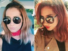 Fall is in the air, and red is in her hair! Ashley Tisdale went totally auburn for autumn and it looks AMAZING. See her hair makeover right here!