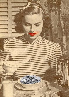[ Skulls For Breakfast Collage ] Collages, Surreal Collage, Surreal Art, Art Et Illustration, Illustrations, Photomontage, Mixed Media Collage, Collage Art, Pop Art