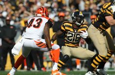 Cincinnati Bengals: Are The Steelers The Real Thugs?