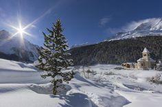 Sulden am Ortler (im Vinschgau,Südtirol)