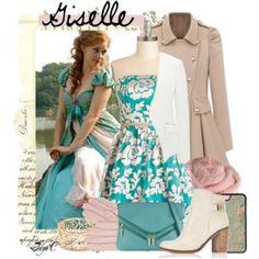 Giselle - Winter - Disney's Enchanted