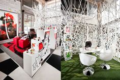 South Africa's coolest, craziest and mad office. It's the new headquarters for Missing Link