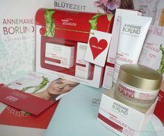Benim cilt bakımı ile birlikte alman doğal kozmetik premium - Annemarie Borlind…