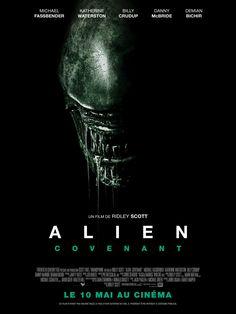 [CRITIQUE] Alien: Covenant (2017) de Ridley Scott les origines du mal ! Cinq ans après Prometheus (2012) Ridley Scott nous replonge dans un espace hostile avec Alien: Covenant.Autant dire quon frétille à lidée de retrouver les monstres à bave mais aussi
