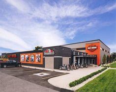 Thunder Road Harley Davidson, Windsor, ON - Butler Buildings (Canada)