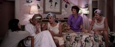 Who doesn't love the sleepover scene at Frenchy's house in this 1978 classic?