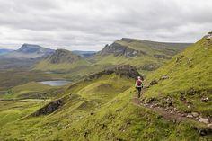 Isle of Skye, Scotland Scotland Hiking, Skye Scotland, Scotland Travel, Outdoor Life, Finland, Chile, Camping, Mountains, Nature
