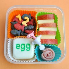 BentOnBetterLunches: Happy Birthday Dr. Seuss!
