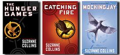 And may the odds ever be in your favor.. Don't just settle with watching the movies! The books are much more amazing!!