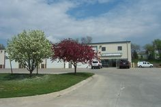 Another view of our new building in Papillion!
