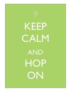 Keep Calm Easter