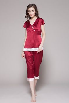 49295d7f2659 Online shop for 100 high quality ladies silk pj with custom plus size