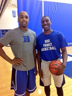 Gerald Henderson and Nolan Smith