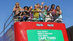 Kids See the Sights for Less Giveaway with City Sightseeing Cape Town – Cape Town Tourism Cape Town Tourism, For Less, Giveaway, Things To Do, City, Things To Make, City Drawing, Cities