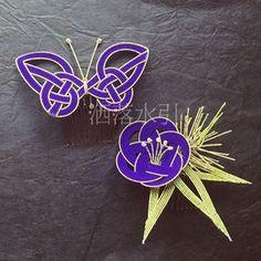 洒落水引 » Kimono Style Best Mothers Day Gifts, Gifts For Mom, Japanese Art, Japanese Kimono, Weaving Designs, Origami Folding, Macrame Tutorial, Weaving Art, Rice Paper