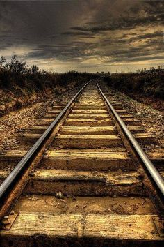 There's always a path ... via : Trainbook ||| : Trains Of Thought - Welcome Aboard!