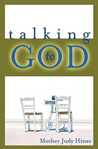 """Judy Hines, affectionately called """"Mother Hines"""" by those who have been blessed by her ministry. Her book """"Talking To God"""" shares her insights from a lifetime of ministry, showing the power in prayer and the need for our nation to pause and pray."""