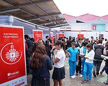 INACAP Arica abre sus puertas y recibe a mil alumnos en aulas, talleres y laboratorios