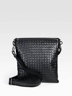 Bottega Veneta Messenger Bag #men #fashion
