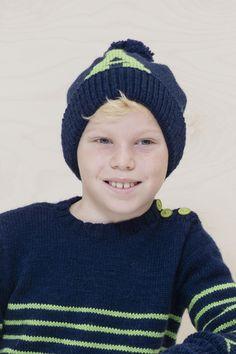 Lapsen myssy Novita 7 Veljestä   Novita knits