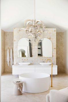 Bathroom Styling, Bathroom Interior Design, Interior Decorating, Bird Bathroom, Modern Bathroom, Master Bathroom, Three Birds Renovations, Dream Apartment, Beautiful Bathrooms