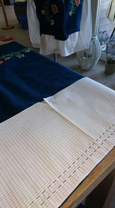 Nordlandsbunad Pattern Making, Pattern Paper, Smocking, Norway, Scandinavian, Weaving, Costumes, How To Make, Hardanger