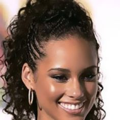 Prom Hairstyles for Black Hair Girls - Beautiful hairstyles from any angle only at SherrysLife.com!