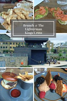 Brunch at the Lighterman
