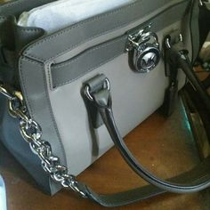 Michael Kors Hamilton MK gorgeous bag. color: Dark Taupe??New with tags. Comes with dust bag!!! Michael Kors Bags