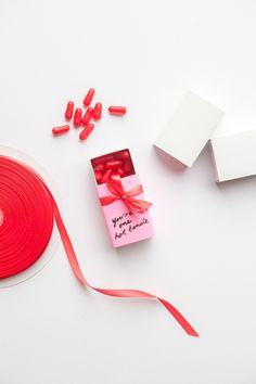 2 Easy Candy Valentine Ideas | Oh Happy Day!